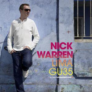 Global Underground 035 - Nick Warren - Lima - CD1