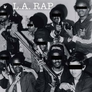 L.A. Rap mix (for the Universal Magnetic Radio show)