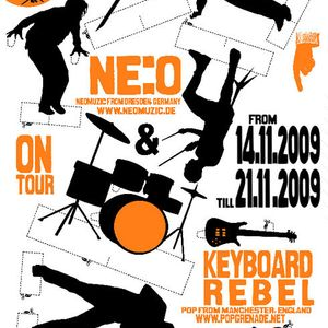 ne:o & keyboard rebel TOUR MIX