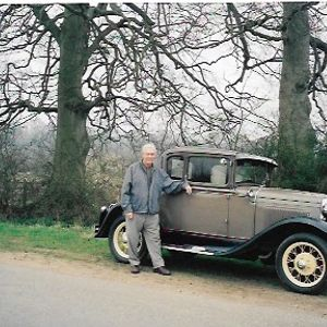 Paul Presents: Peter & Roger on Model T Ford's and Growing up in Donnington