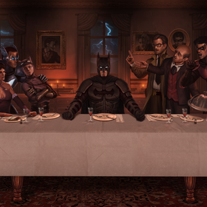 The Last Supper A