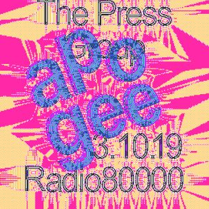 The Press Group Show Nr. 19 w/ apogee