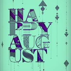 HAPPY AUGUST 2012 by DJ UNYK