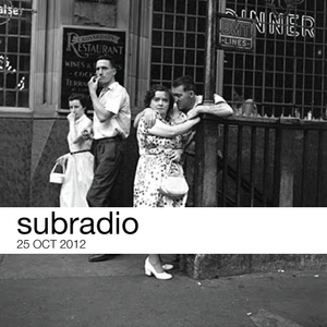 subradio 25 oct 2012