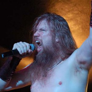 Interview with Johan Hegg from Amon Amarth