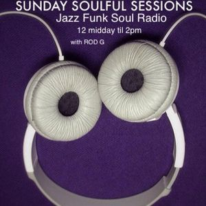 Rod G Sunday Soulful sessions 251015