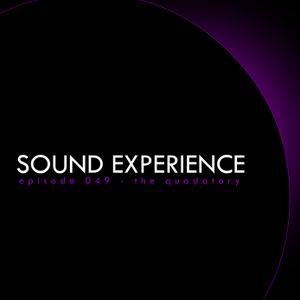 Sound eXperience 049 -  The Quadatory