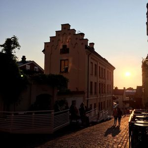 Live från Vinäger i Visby den 18 juli 2015