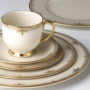Get Away From My Fine China