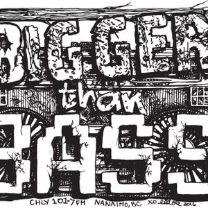Bigger Than Bass on CHLY Episode 338 Oct 10, 2017