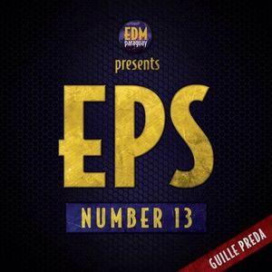 EDMpy - EPS#13 - Guille Preda
