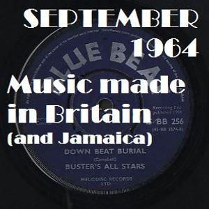 SEPTEMBER 1964: MUSIC MADE IN BRITAIN