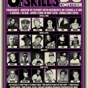 Straight Skills DJ Comp Set - 10 Minutes Quick Mix! (2010)