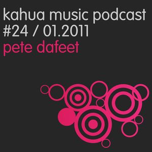 Kahua Music Podcast #24 - Pete Dafeet