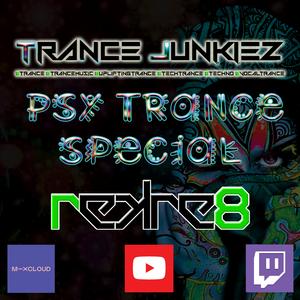 Trance Junkiez Psy Special 25/10/2020