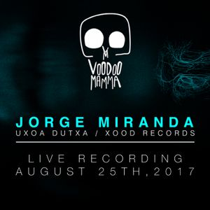 Jorge Miranda - Live @ Voodoo Mamma, Puebla 25-08-2017