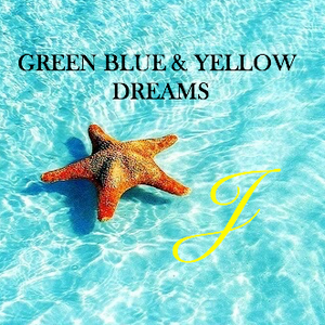 Green Blue & Yellow Dreams 1