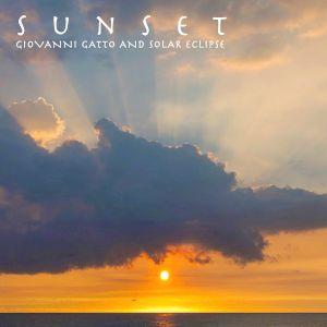 Giovanni Gatto and Solar Eclipse - Sunset