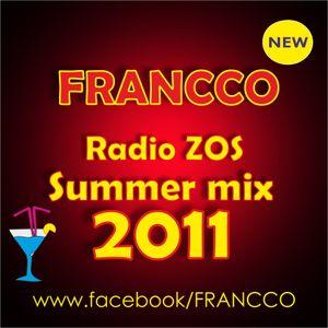 Francco (radio ZOS 1 h set)