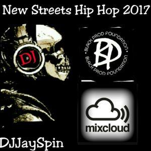 DJ JaySpin Hip Hop Mixtape 2017
