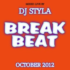 Breakbeat Mix October 2012