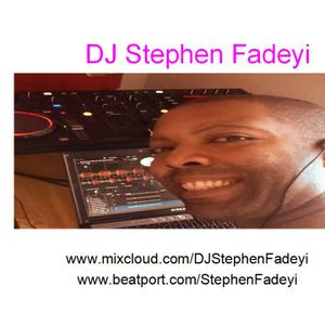 Show 0868 mixed on March 27, 2016 by DJ Stephen Fadeyi