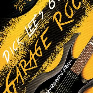 60's Garage Rock With Dickie Lee 41 - December 23 2019 https://fantasyradio.stream