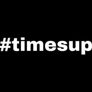 #TimesUp