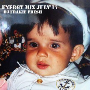 Energy Mix July'17