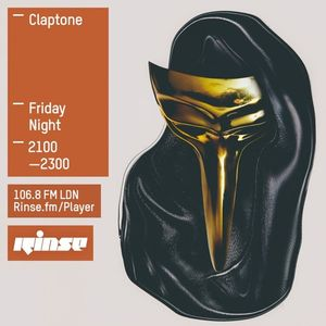 Claptone – Rinse FM Podcast  /23 October 2015/
