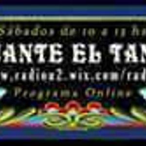 """""""Aguante el Tango""""  8 de julio"""