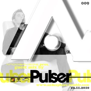 Andosphere pres. Guest mix 009 by PULSER