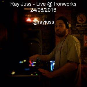 Ray Juss Live @ Kilburn Ironworks 24.06.2016