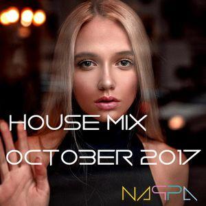 DJ Nappa House MIx October 2017