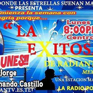 YA ES LUNES EMISION MARTES ESPECIAL ROCKROLL CON JORGE CASTILLO 28-06-16