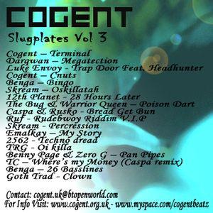 Cogent - Slugplates Vol 3