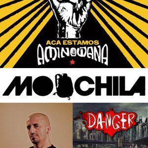 MOOCHILA con AMINOWANA, TRES CORONAS, FEAT MONDHAJA & DANGER