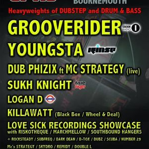 Dub Optic Mix - September 2012