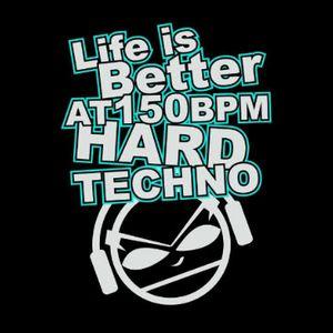 Dj Crecer - HardTechno Mix (24.01.2012)