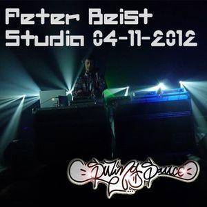 Peter Beist - Studio 04-11-2012
