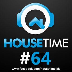 housetime.sk #64 - Tom Case - tech house
