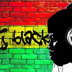 DJ Black's openhouse party