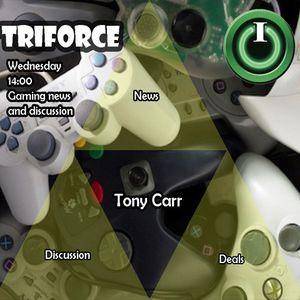 Tri-force with Tony on IO Radio 060716