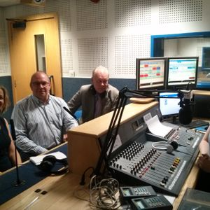 Helen Weir takes part in BCB Radio's Roundtable discussion show 26th June 2015