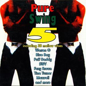 Shark Attack Pure Swing Megamix vol. 5
