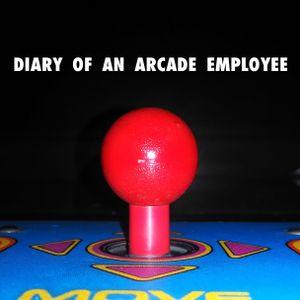 Diary Of An Arcade Employee Podcast – Episode 014 (Berzerk)