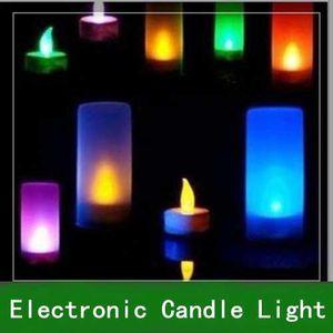 #ElSiglo21esHoy - Noche de velitas eléctricas