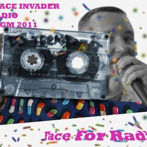 Face For Radio's  Space Invader Radio AGM Countdown