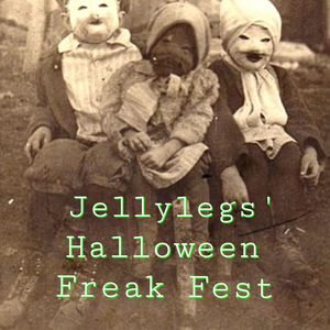 Jellylegs' Halloween Freak Fest
