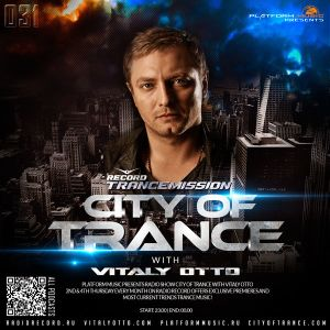 Vitaly Otto — City of Trance 031
